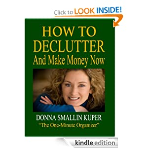 Make Money from Your Clutter | Organize to Revitalize Blog