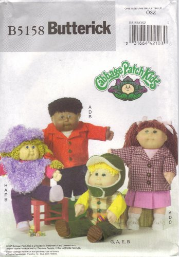 butterick-5158-sewing-pattern-cabbage-patch-kids-design-clothes-by-butterick