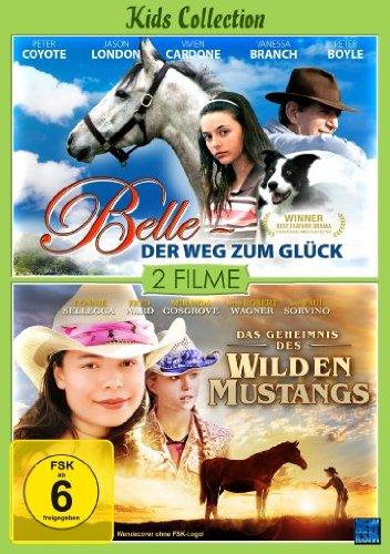 Belle - Der Weg zum Glück & Das Geheimnis des Wilden Mustangs (Kids Collection) [Collector's Edition]