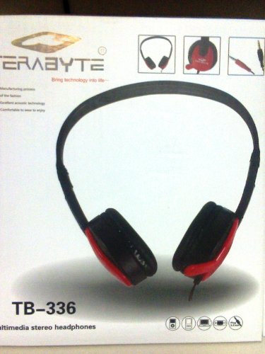 Terabyte TB-336 On the Ear Headphones