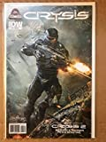 Crysis 1 2011 IDW Variant Comic Book Incentive