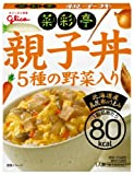 江崎グリコ 彩菜亭 親子丼 150g×10個