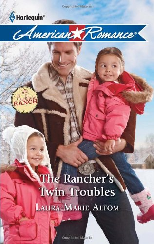 Image of The Rancher's Twin Troubles