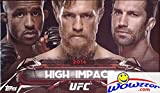 2016 Topps UFC High Impact Factory Sealed BOX with AUTOGRAPH,2 Parallel, Insert Card & More! Look for Cards and Autographs of Ronda Rousey, Conor McGregor, VanZant, St-Pierre & Many More!  Wowzzer!