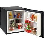 SunRuck (サンルック) 冷庫さん 冷蔵庫 小型 48L ワンドア ペルチェ方式 1ドア 右開き ブラック