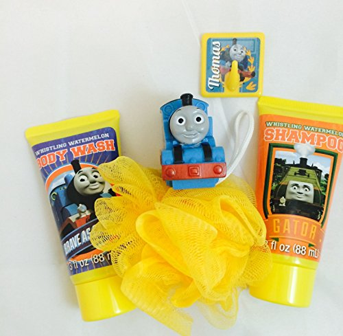 Thomas the train body wash set health beauty personal care for Thomas the train bathroom set