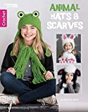 img - for Animal Hats & Scarves | Leisure Arts (6731) book / textbook / text book