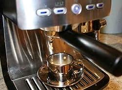 """Coffee Machine - 52""""W x 38""""H - Peel and Stick Wall Decal by Wallmonkeys by WallMonkeys.com"""