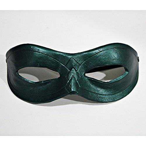 Как сделать маску зелёную