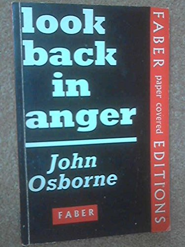"""the characterization of jimmy in john osbornes play a look back in anger """"look back in anger"""" – john osborne look back in anger (1956) is a play by john osborne it concerns a love triangle involving an intelligent and educated but ."""