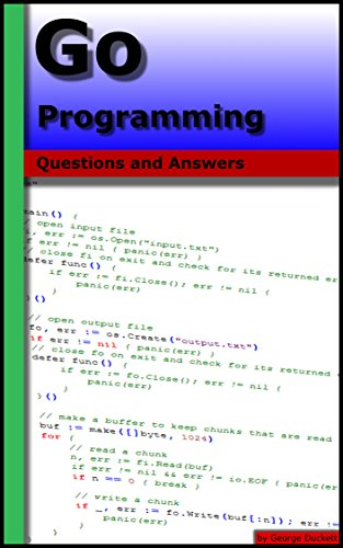 Go Programming: Questions and Answers