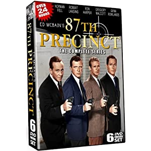 Ed McBain's 87th Precinct: The Complete Series - all 30 uncut episodes