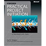 Practical Project Initiation: A Handbook with Tools