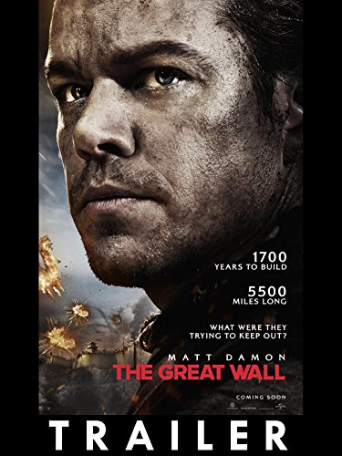 Trailer: The Great Wall