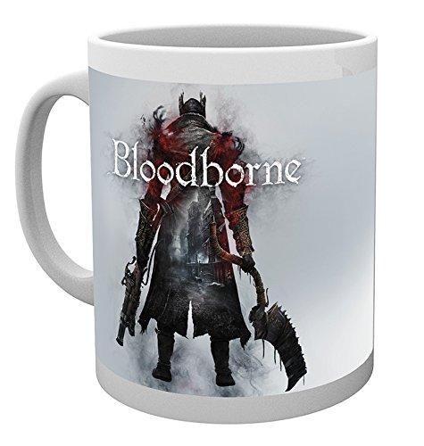 GB eye, Bloodborne, Key Art, Tazza