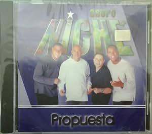 CD SALSA GRUPO NICHE PROPUESTA