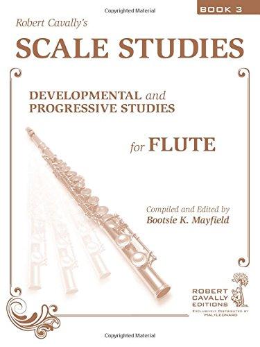 Scale Studies: Developmental and Progressive Studies for Flute: 3