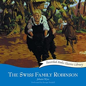 The Swiss Family Robinson Audiobook