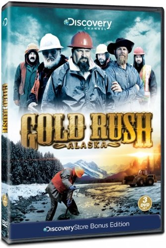 Gold Rush Alaska: Season 1 DVD
