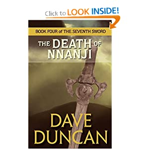 The Death of Nnanji by Dave Duncan