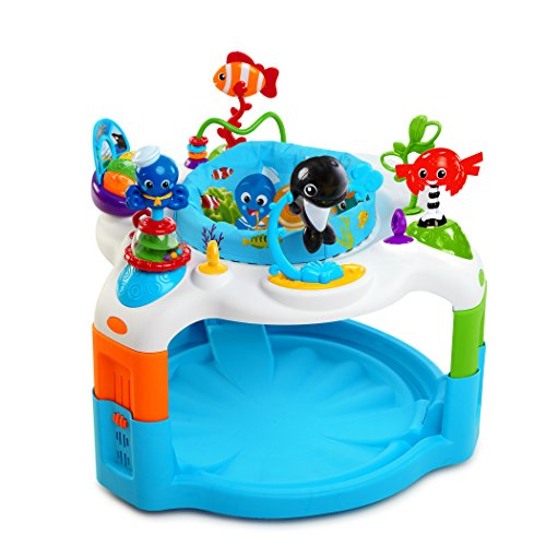 Learn More About Baby Einstein Rhythm of The Reef Activity Saucer