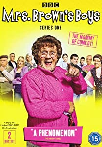 Mrs. Brown's Boys Series 1 (BBC) [Region 2]