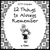 12 Things to Always Remember Calendar (Blue Mountain Arts Collection (Calendars))
