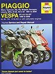 Piaggio Vespa: Sfera, Typhoon, Zip, F...