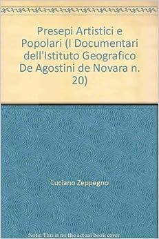 Presepi Artistici e Popolari (I Documentari dell'Istituto