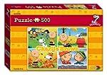 Noris Spiele 606031303 - Peanuts Char...