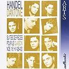 Handel: Suites de Pi�ces pour le Clavecin Nos. 1-5 HV 246-430