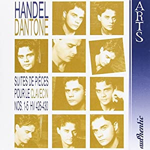 Handel: Suites de Pieces Vol. 1