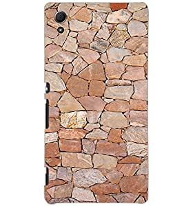 SONY XPERIA Z4 TILES Back Cover by PRINTSWAG