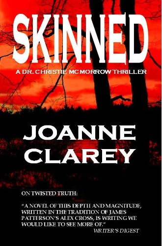 Skinned: A Dr. Christie McMorrow Psychothriller