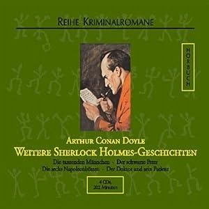 Weitere Sherlock Holmes-Geschichten Hörbuch
