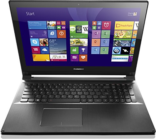 Lenovo Flex 2 Pro-15 39,6 cm (15,6 Zoll) Convertible Notebook (Intel Core i7 4510U, 3,1GHz, 8GB RAM, 1008GB HDD+SSD, NVIDIA GeForce 840M, Win 8.1) schwarz