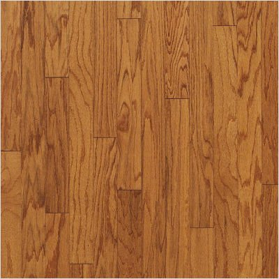 "Bruce Flooring E536 Turlington Plank 3"" Engineered Red Oak in Butterscotch"