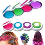 LuckyFine 4 Couleurs 4Pcs Coloration...