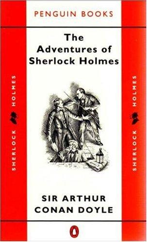 Adventures of Sherlock Holmes, ARTHUR CONAN DOYLE