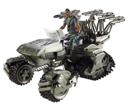 Image of James Cameron's Avatar RDA Military Grinder Vehicle