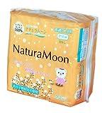 Amazon.co.jpナチュラムーン 生理用ナプキン 普通の日用 (羽なし) 24個入