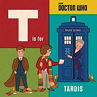 Book Cover: Doctor Who: T is for TARDIS