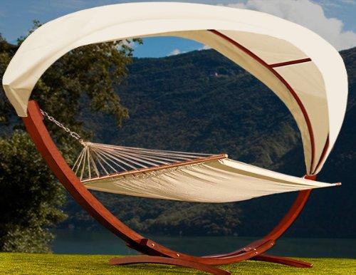 Garden Furniture Garden Hammock With Canopy Double Garden