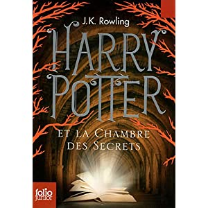 Harry Potter Et la Chambre Des Secrets (French Edition) J. K. Rowling and Jean-Francois Menard