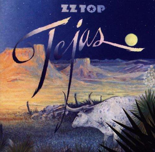 zz top album covers
