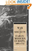 War and Society in Early Modern Europe: 1495-1715 (War in Context)