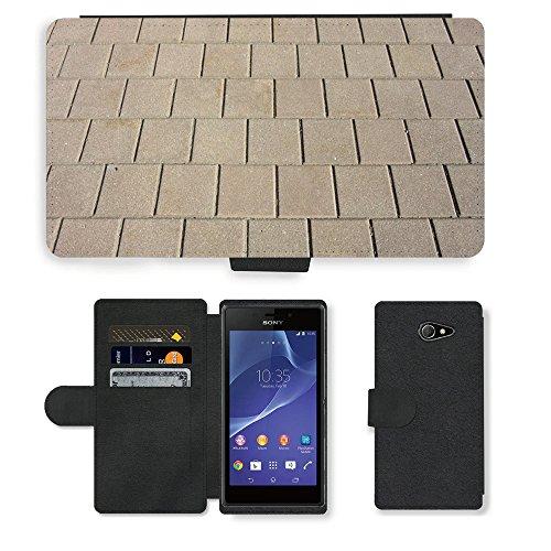pu-leder-wallet-case-folio-schutzhulle-m00158242-patch-ziegel-beton-beton-ziegel-sony-xperia-m2-d230