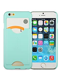Amazon.com: Kmall24 Hinh Jenti Card Storage Hard Case for iPhone6 One