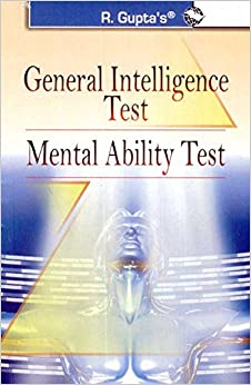 General Intelligence Test/Mental Ability Test price comparison at Flipkart, Amazon, Crossword, Uread, Bookadda, Landmark, Homeshop18