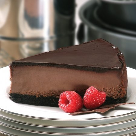 Mother's Day Gift Triple Chocolate Cheesecake